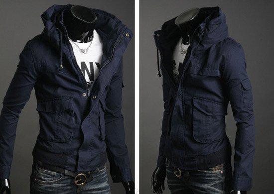 Vyriškos striukės – stilingo vyro sėkmės garantas