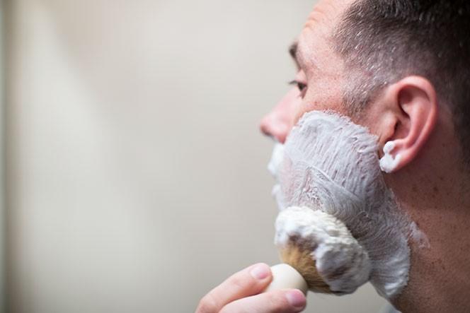 7 žingsniai prieš skutimąsi naudojant barzdaskutę