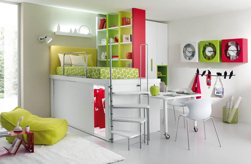 Ar gali baldai augti kartu su vaiku?