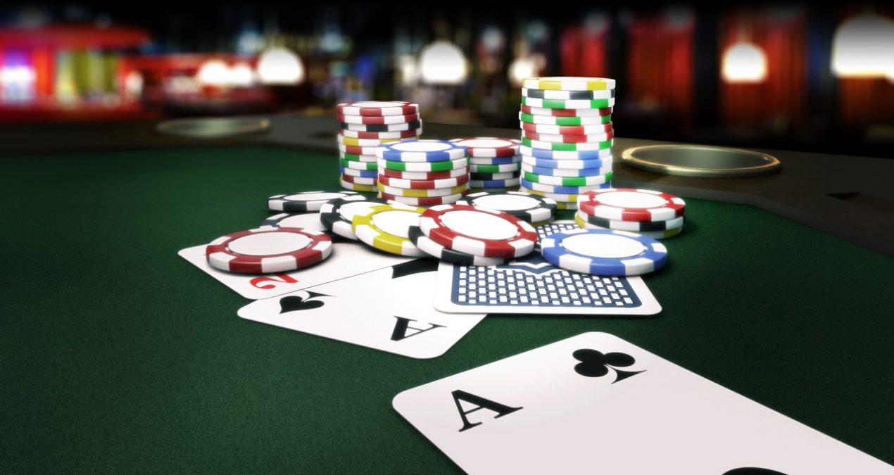 Mokymasis žaisti pokerio žaidimą