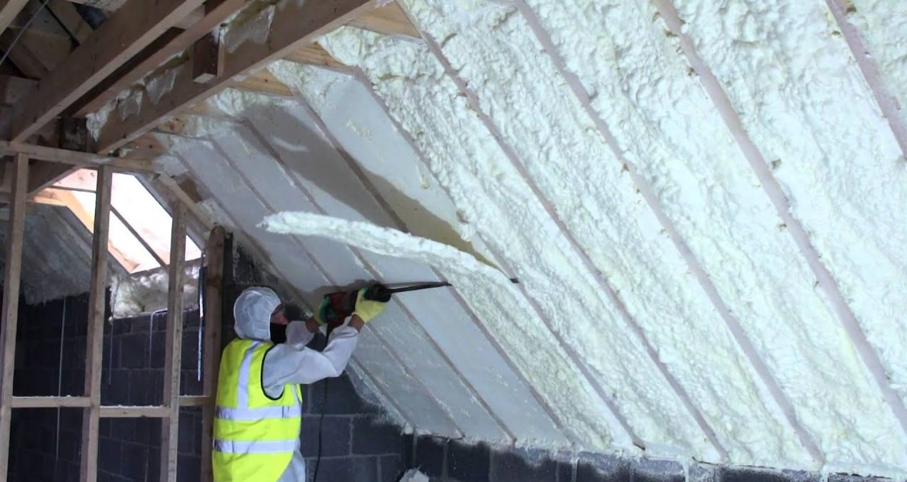 Kokybiškas stogo šiltinimas